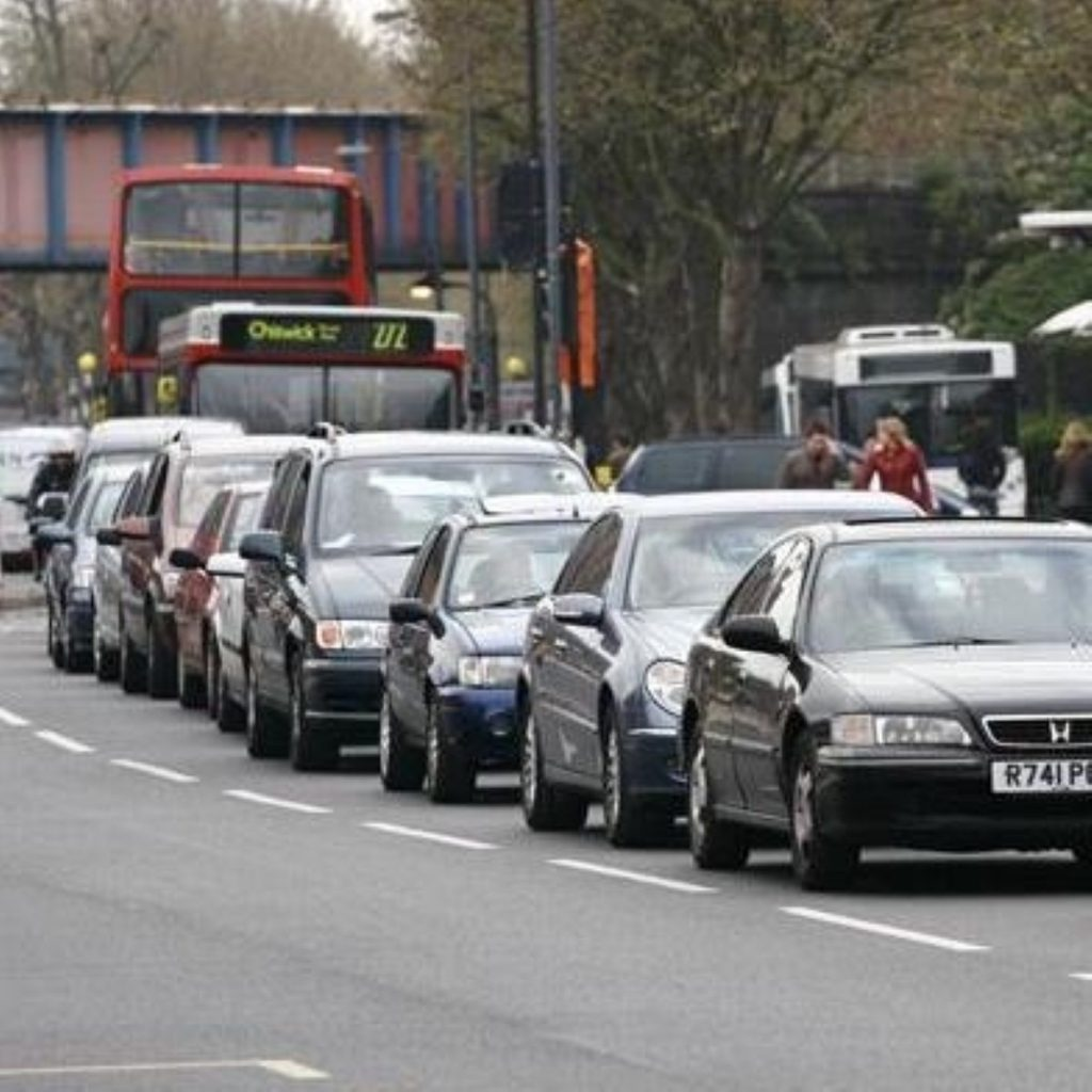 PACTS urges the government to impose 20 mph speed limits in urban areas.
