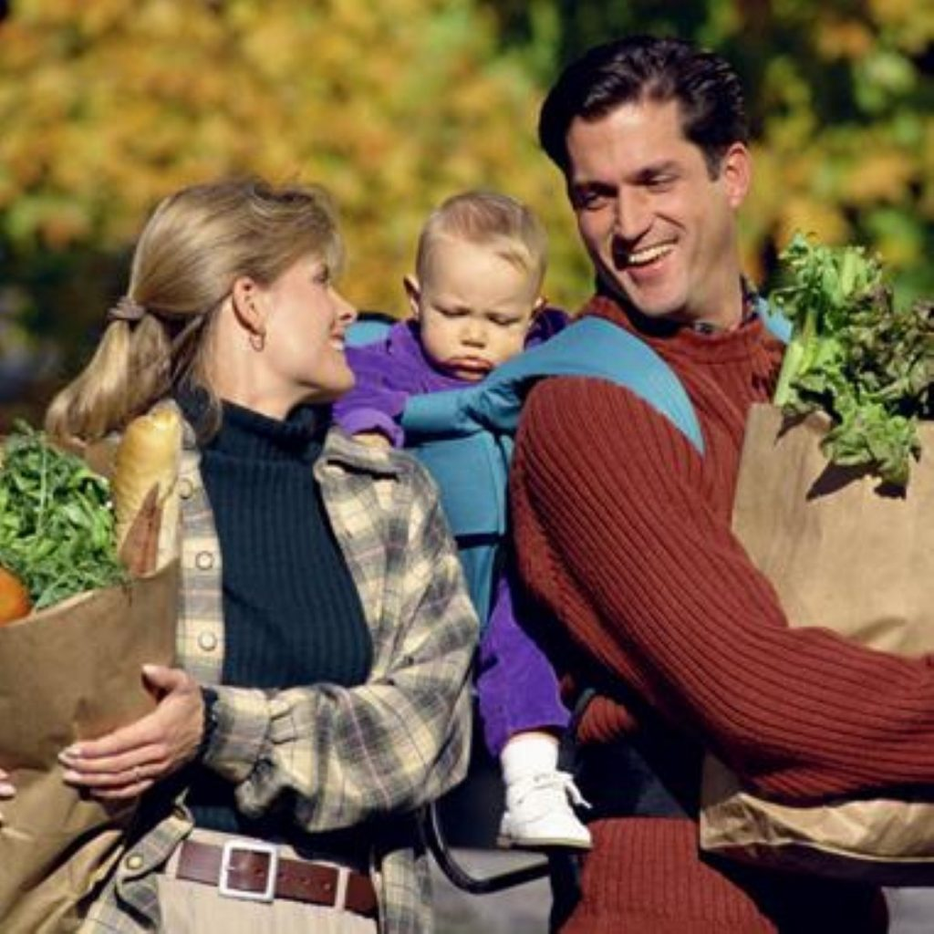 Happy families? The court ruled against anti-gay Christians fostering children.