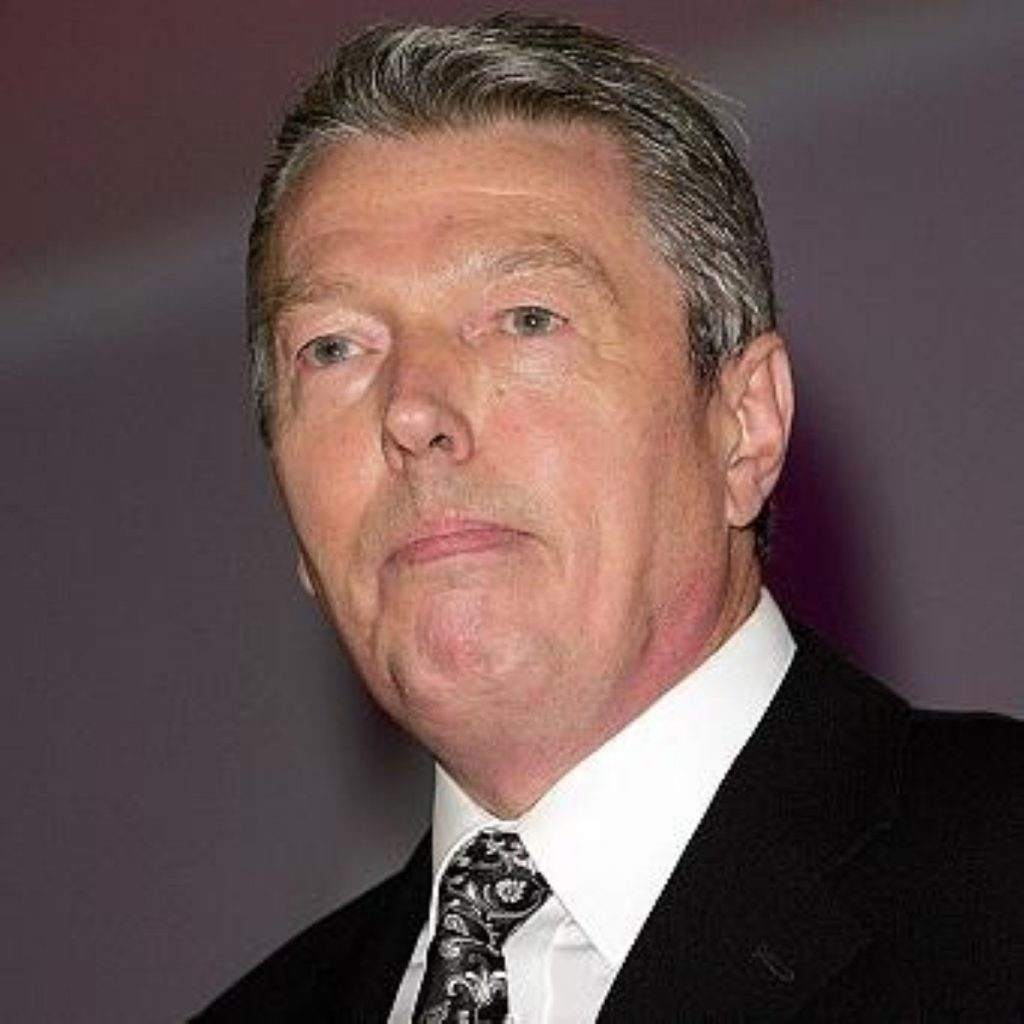 Alan Johnson reportedly orders control orders review