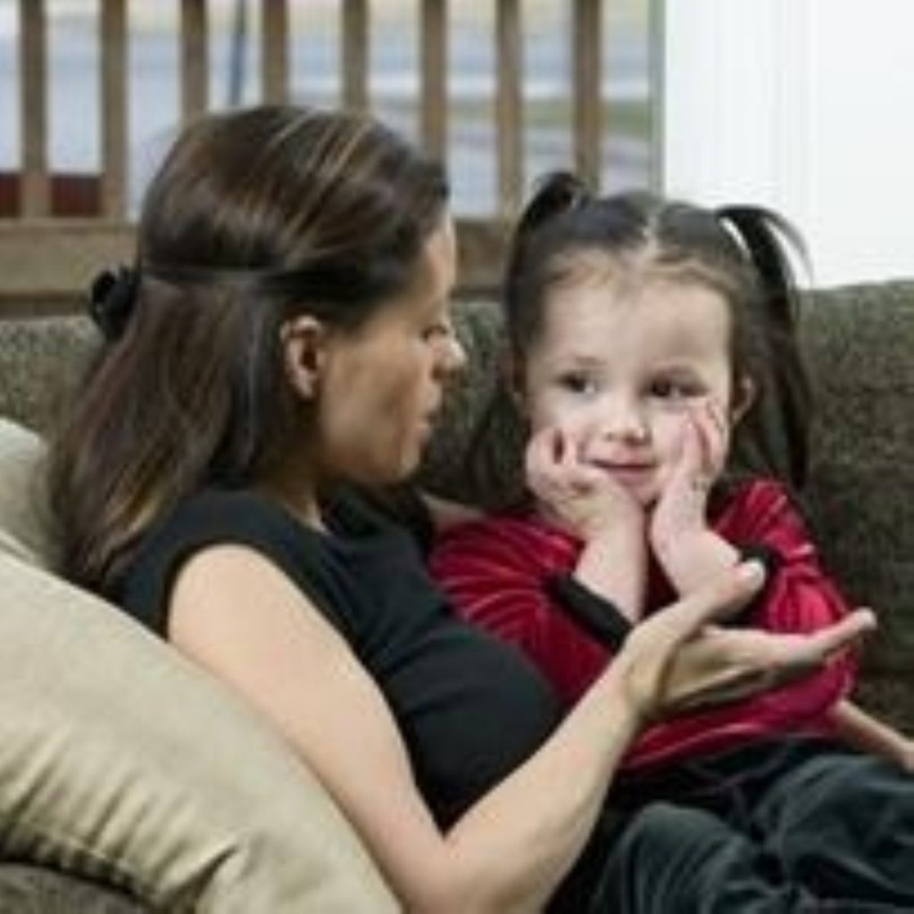 Smacking sends the WRONG messages, NSPCC argues