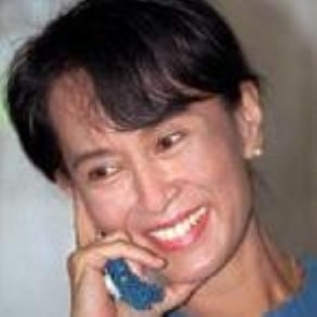 Aung San Suu Kyi still imprisoned in Burma