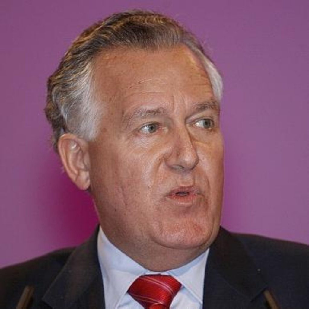 """""""No conflict of interest"""" posed by Peter Hain donations"""
