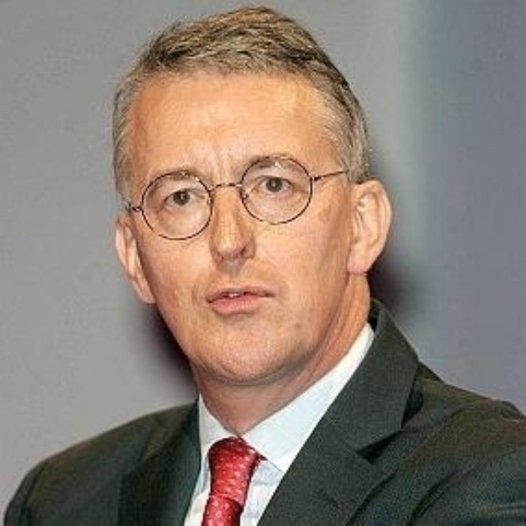 Hilary Benn has appeared to express doubts over the expansion of Heathrow airport