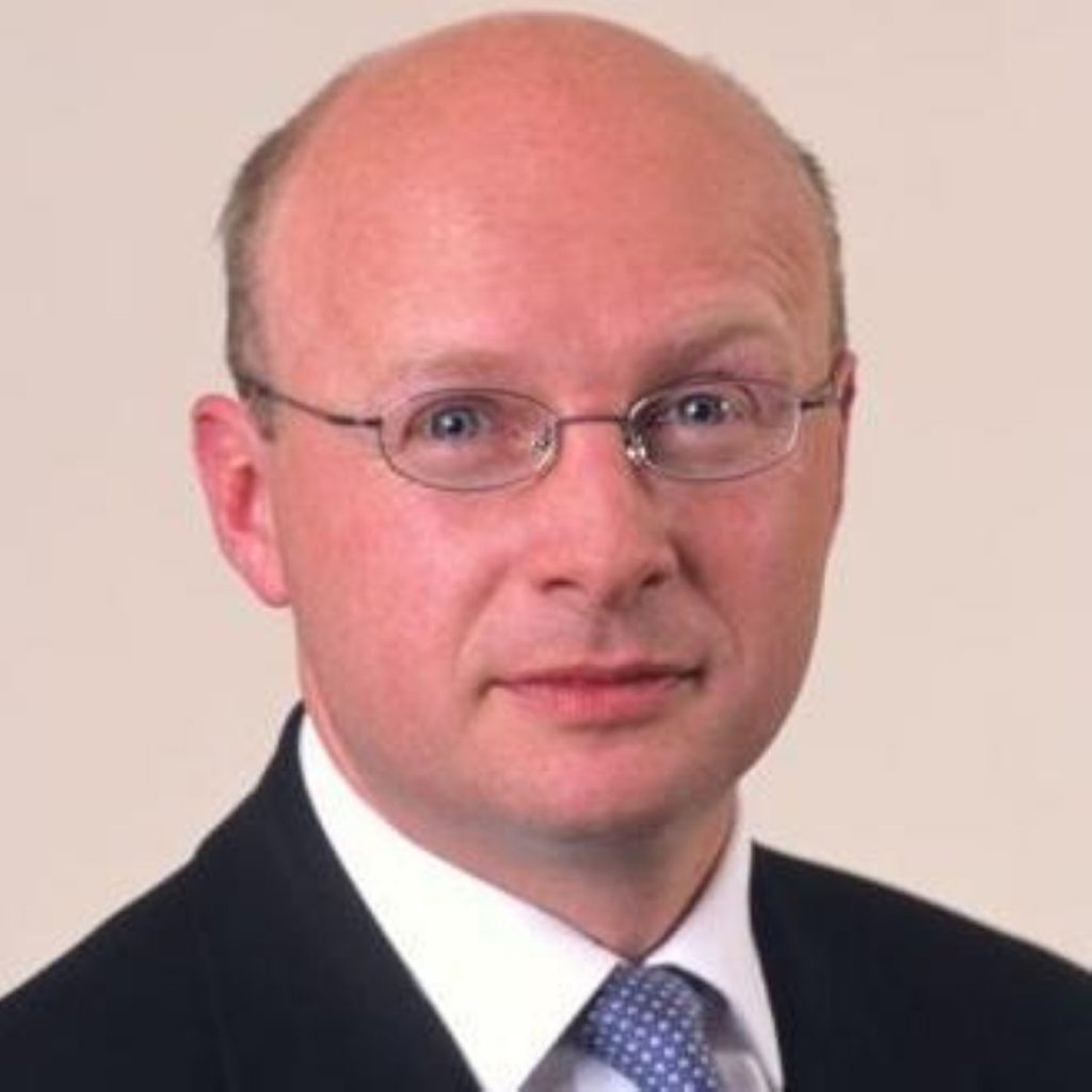 Liam Byrne was branded 'Lord Baldamort' by some in Westminster