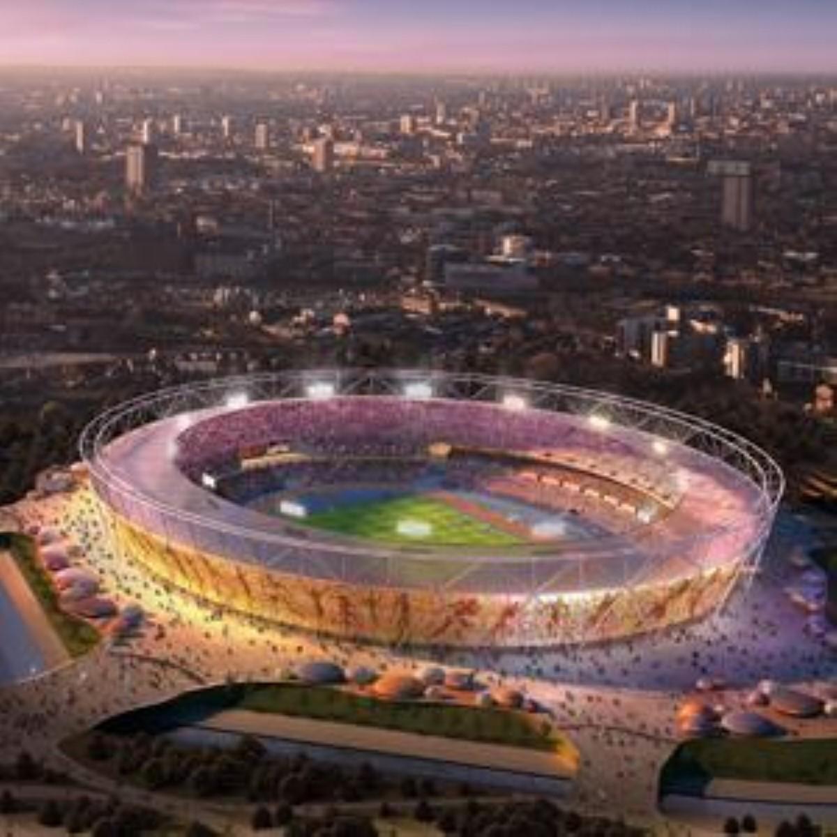 London 2012 Olympic opening ceremony: A celebration of freedom.