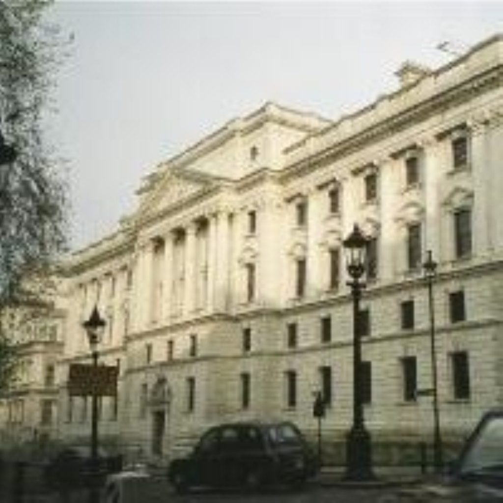 """Treasury brands Goodwin refusal """"unacceptable"""""""