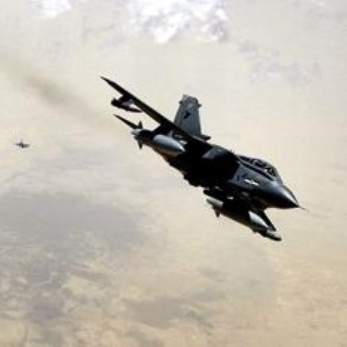 Four more Tornados will fly over Libyan airspace