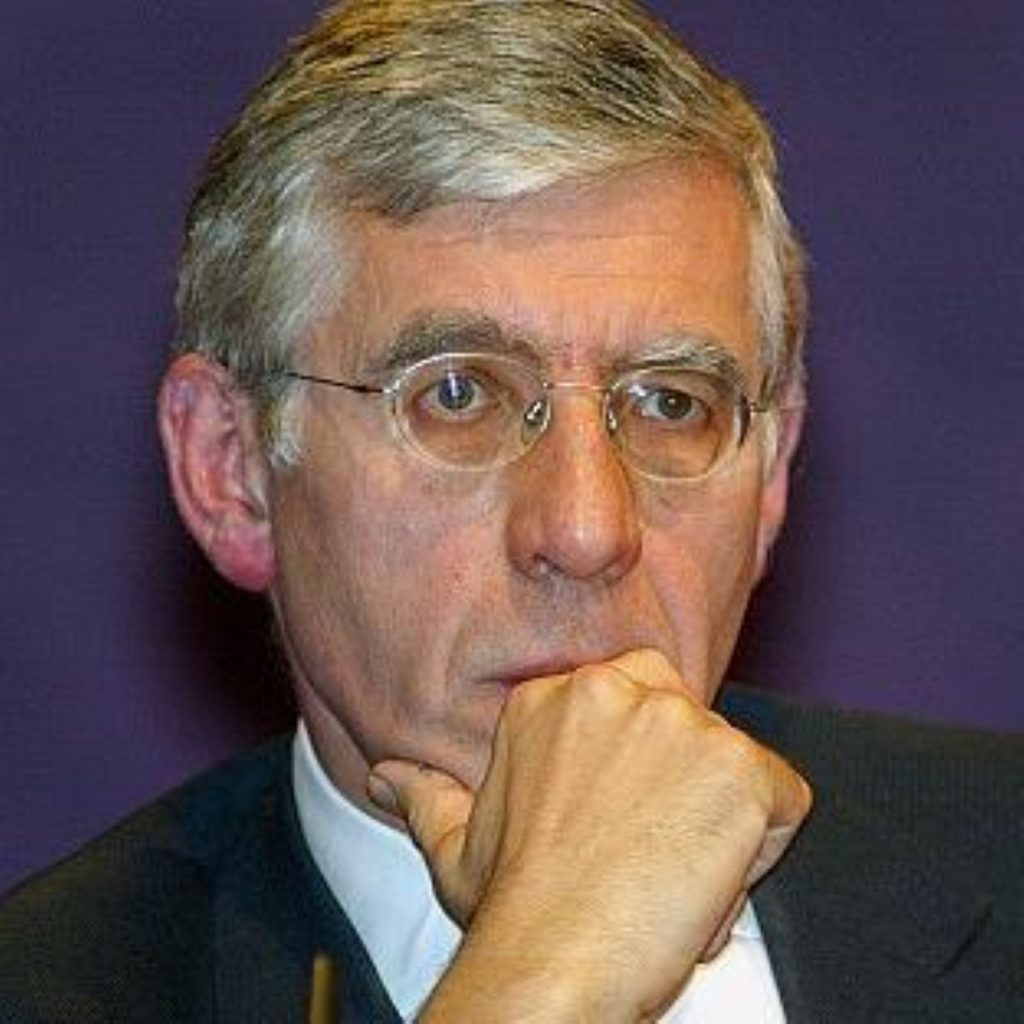 Jack Straw will face a Commons justice committe today.