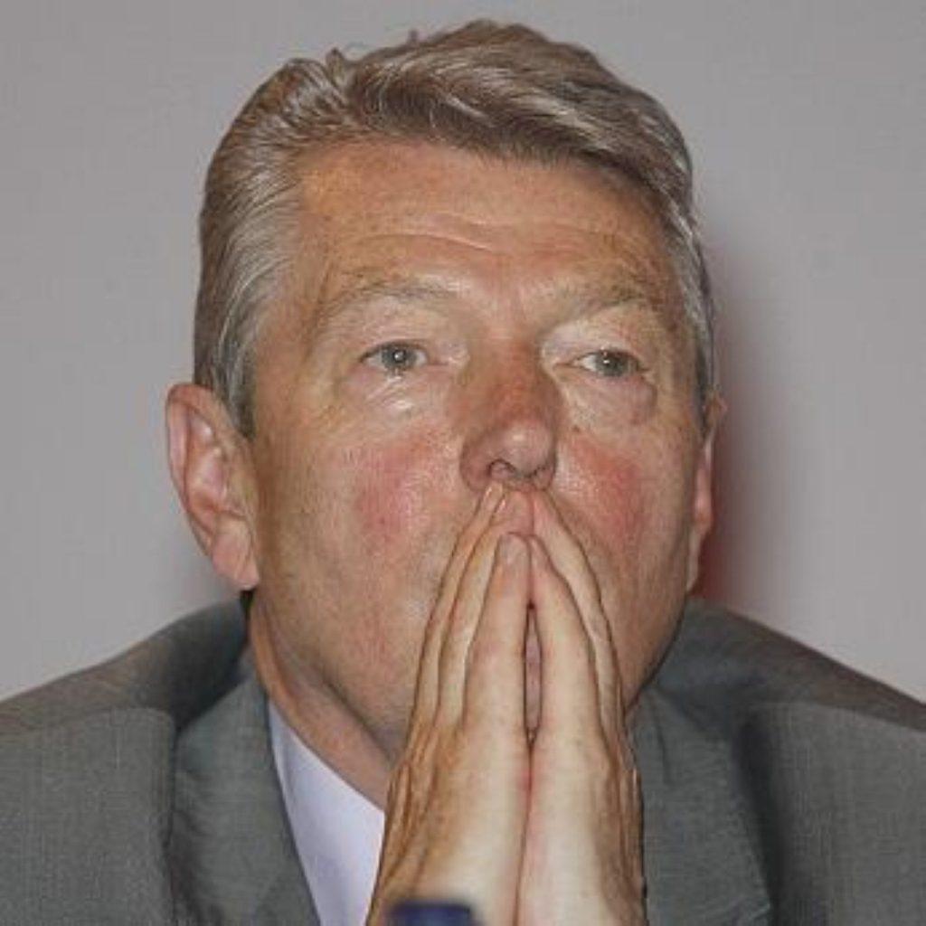 Alan Johnson, health secretary