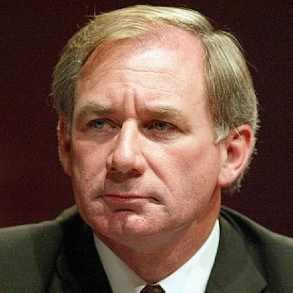 Geoff Hoon angry at Cabinet leak