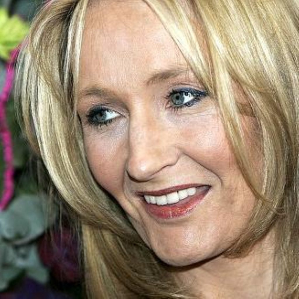 JK Rowling has donated £1 million to the Labour party