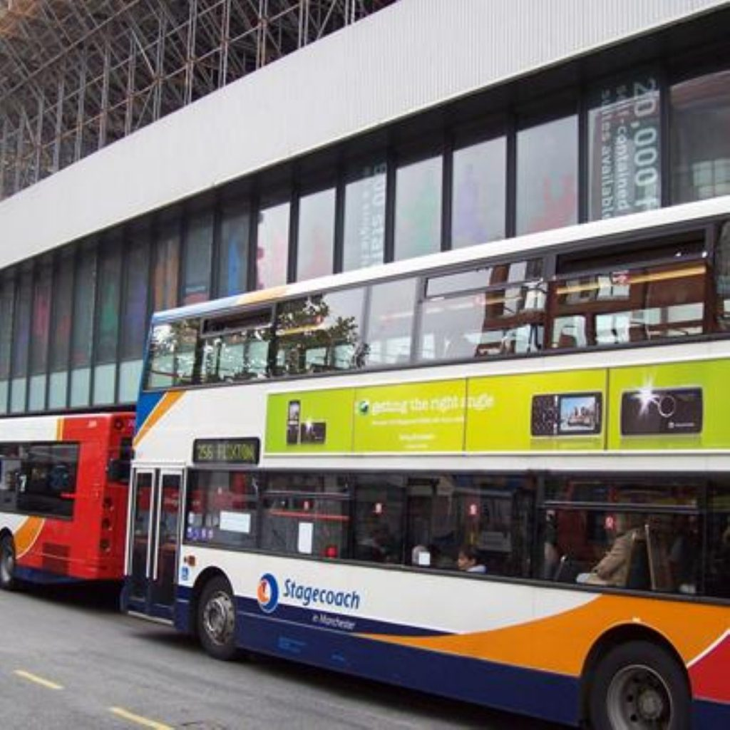 Over 60s will be able to use buses for free across the country from today