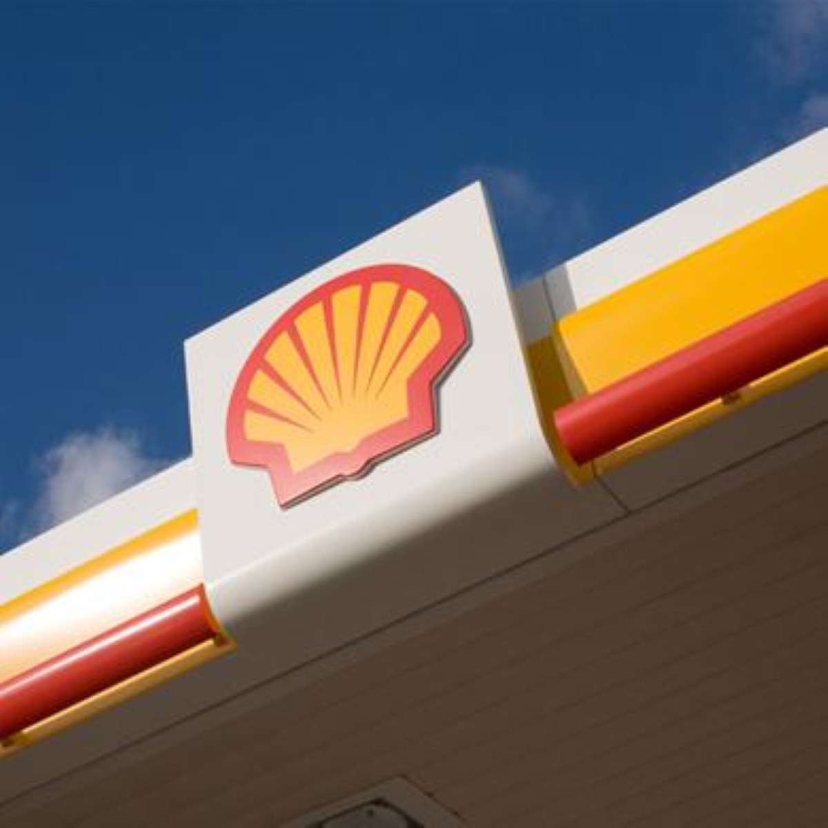 One in ten gas stations in Britain belong to Shell