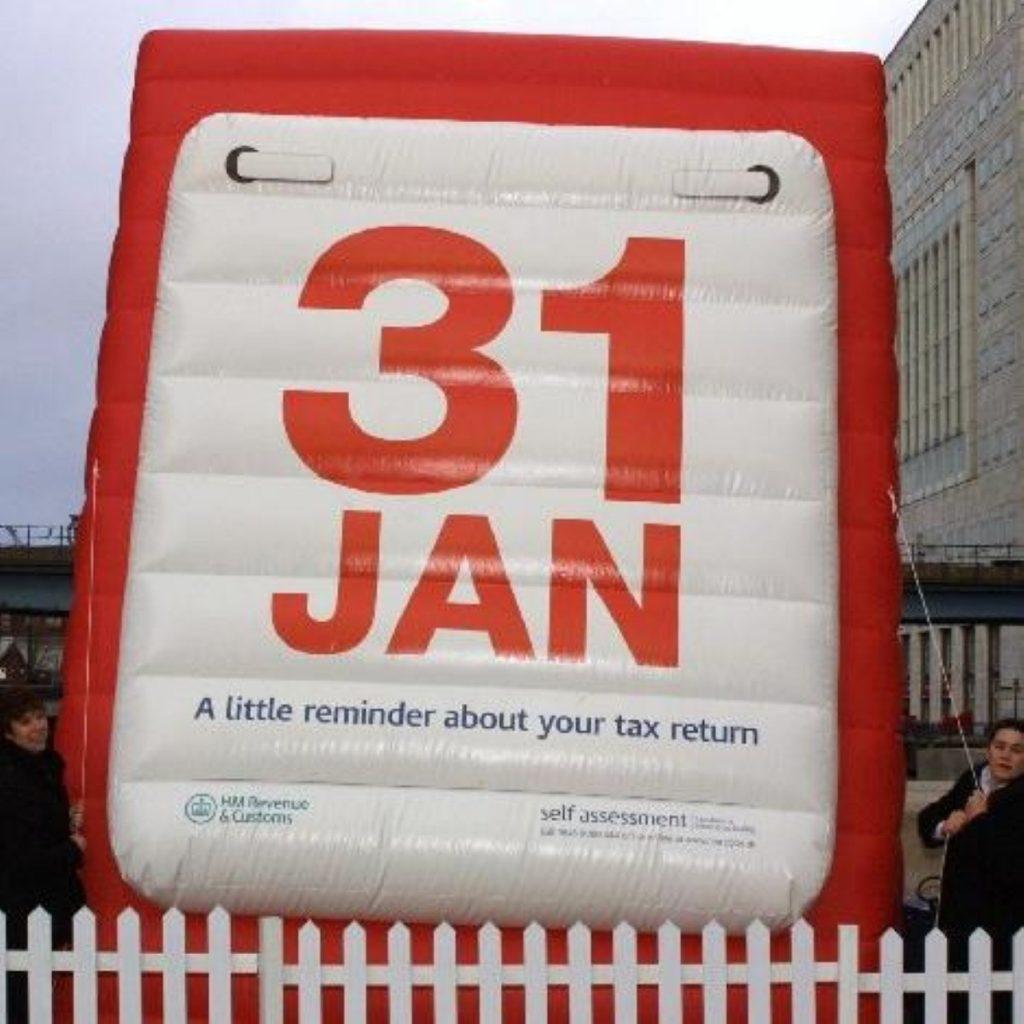 New tax deadline: Feb 1st 24:00 GMT