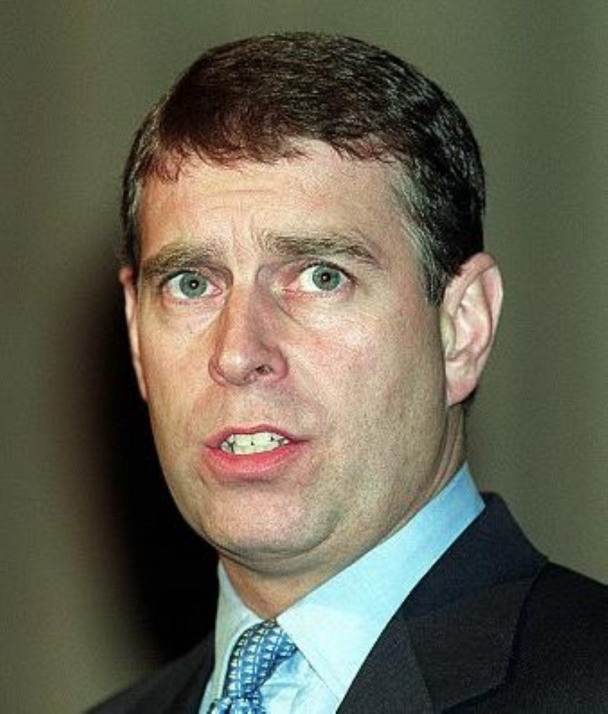 Prince Andrew has denied any wrongdoing or impropriety