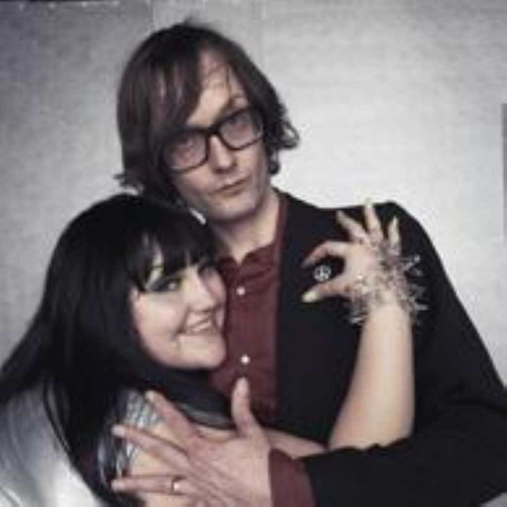 Jarvis with Beth Ditto of The Gossip