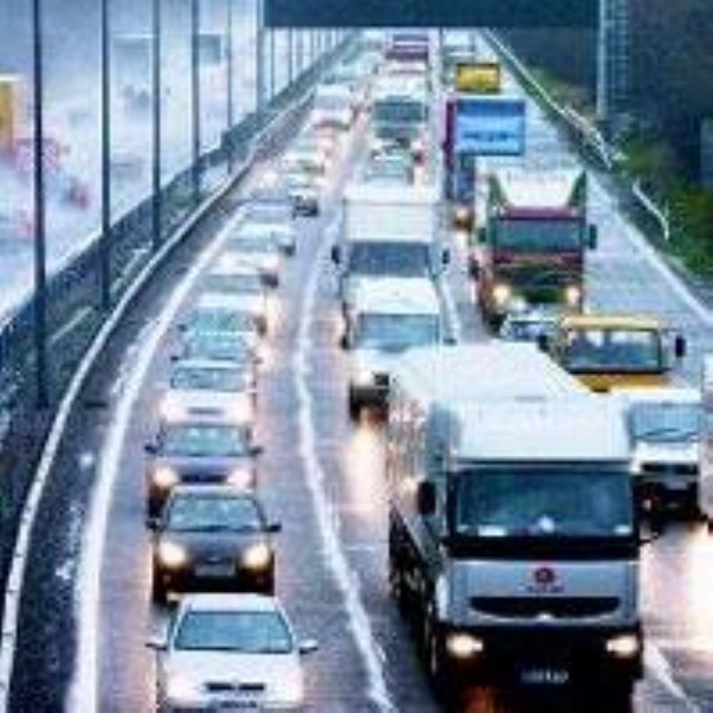 Lorries from abroad are statistically less compliant than British equivalents
