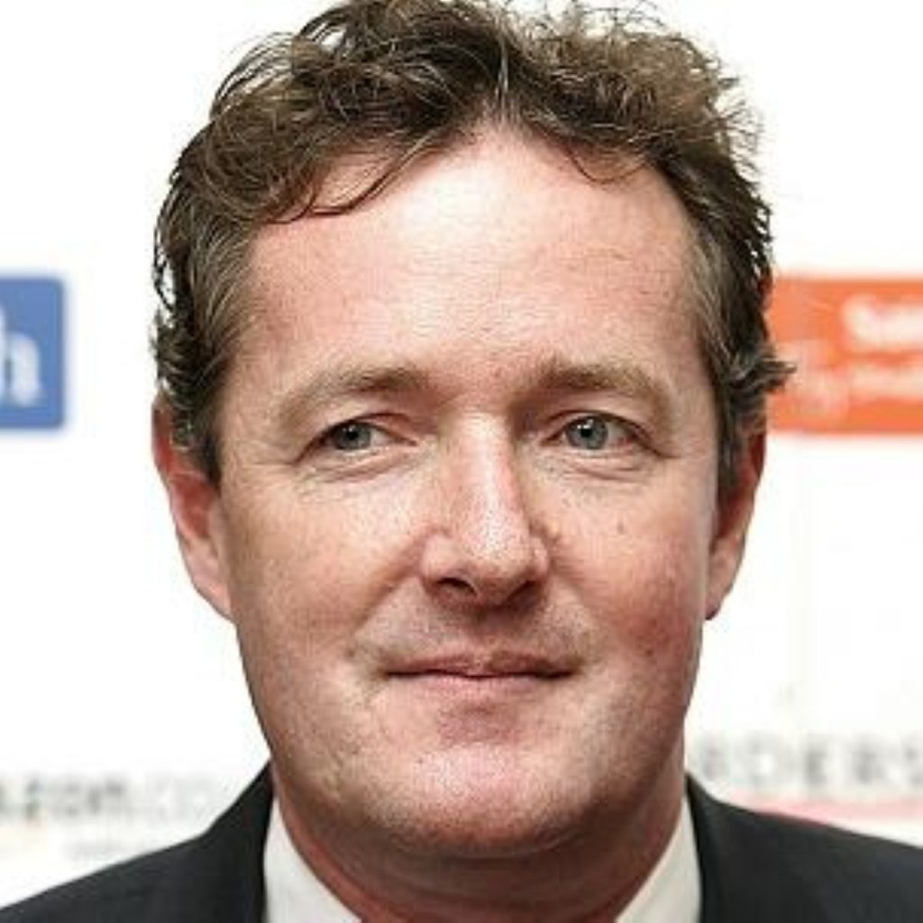 Piers Morgan had a spectacular on-air argument with Tory MP Louise Mensch
