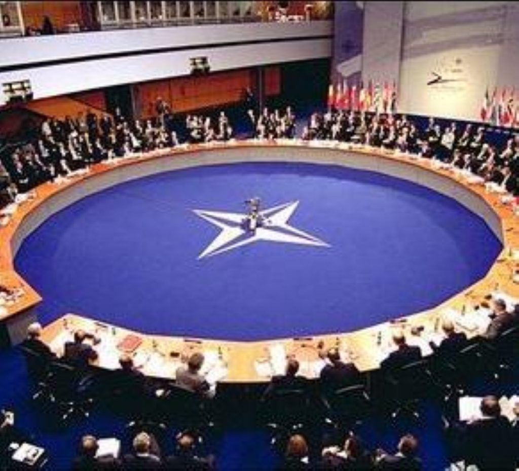 London has persistently argued for Nato to take control of the mission
