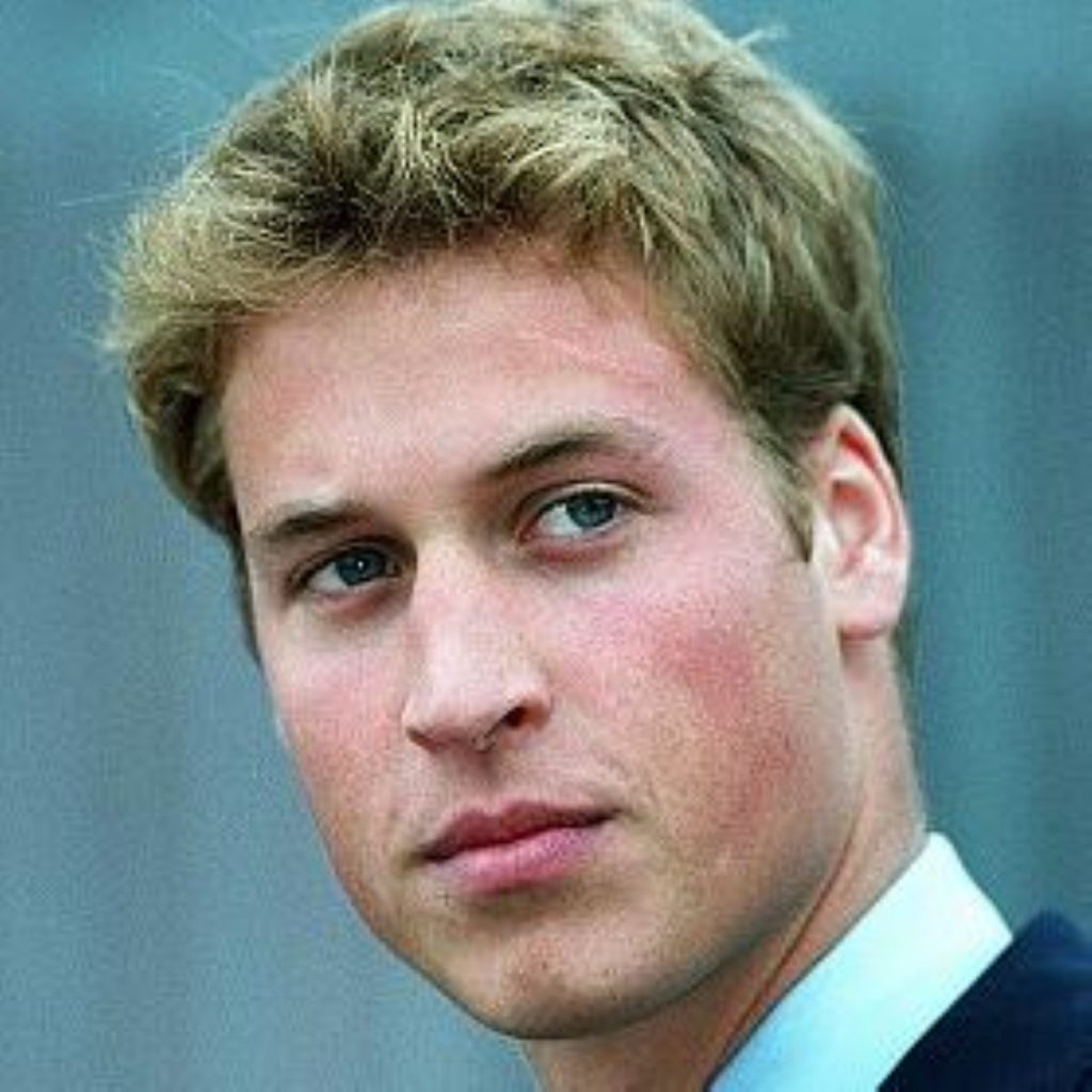 Should prince William's first born be a girl, she will be able to accept the Crown