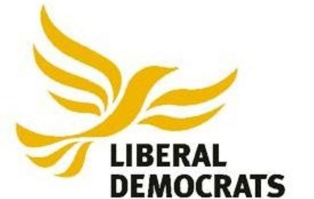 The Lib Dems are struggling to capitalise on the crisis in British politics
