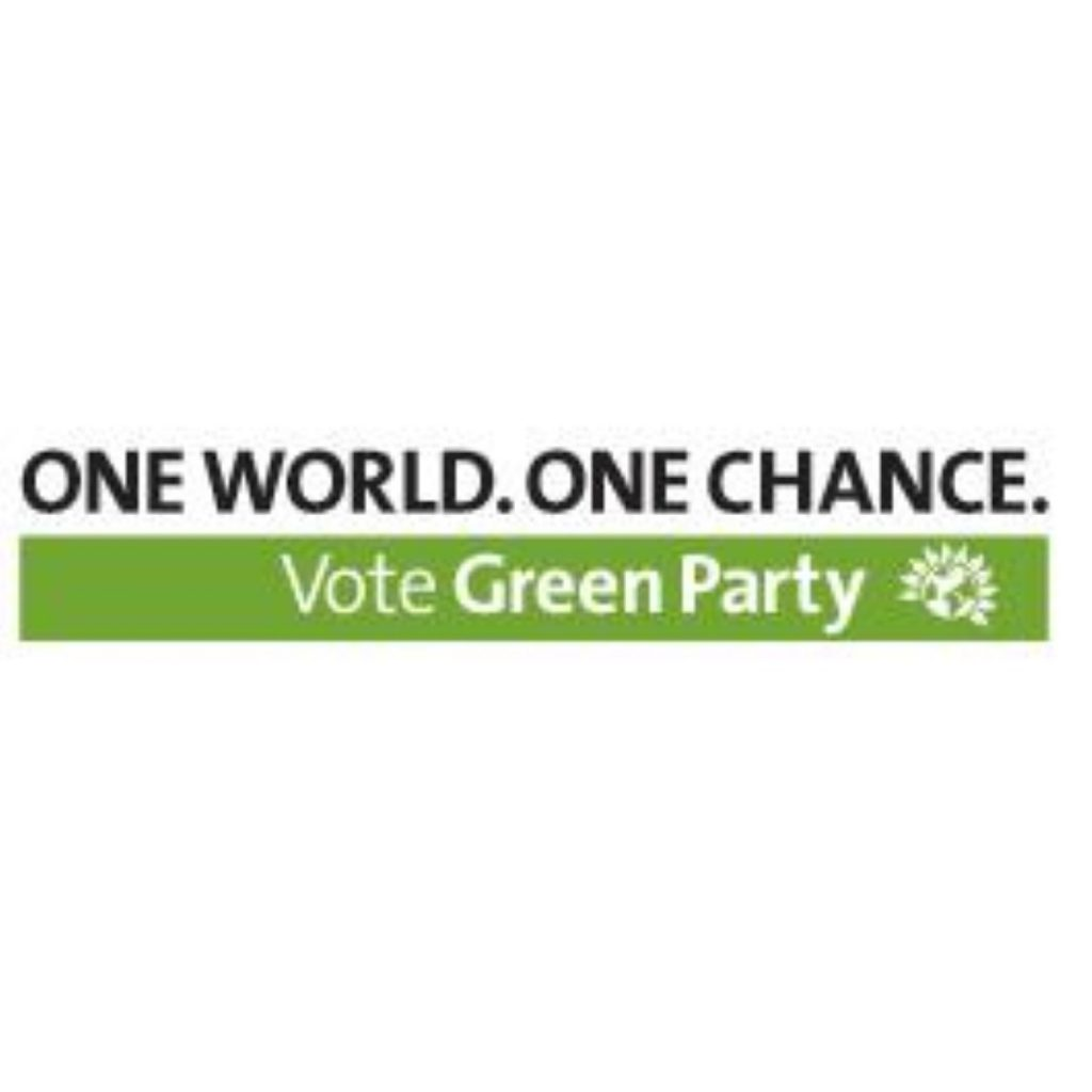 The Greens are standing on a civil liberties platform