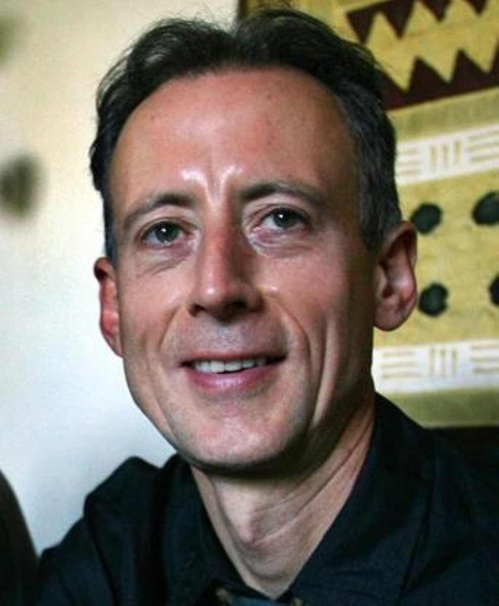 Human rights campaigner Peter Tatchell was arrested yesterday at a demonstration against the Indonesian president Yudhoyono.
