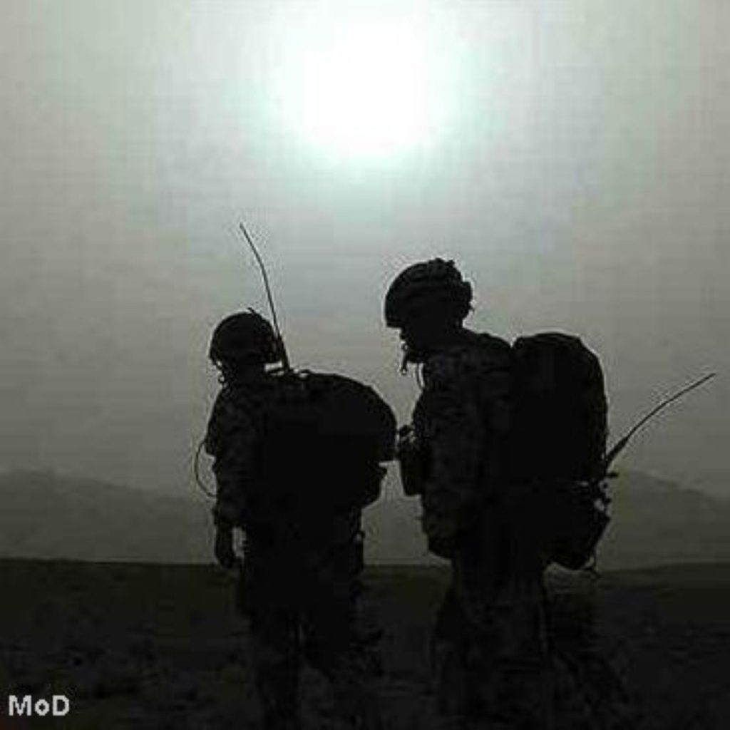 The war in Afghanistan has claimed two more British servicemen's lives