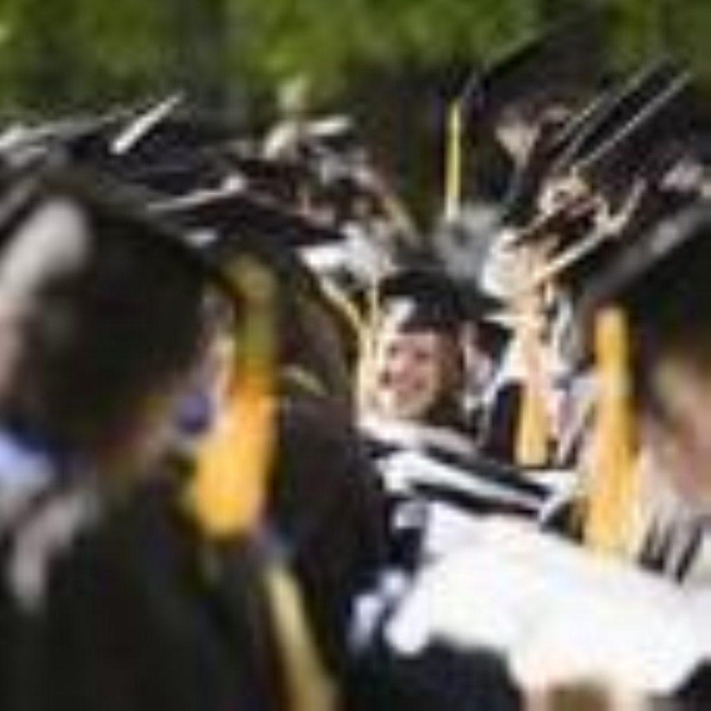 Graduates face tough job market