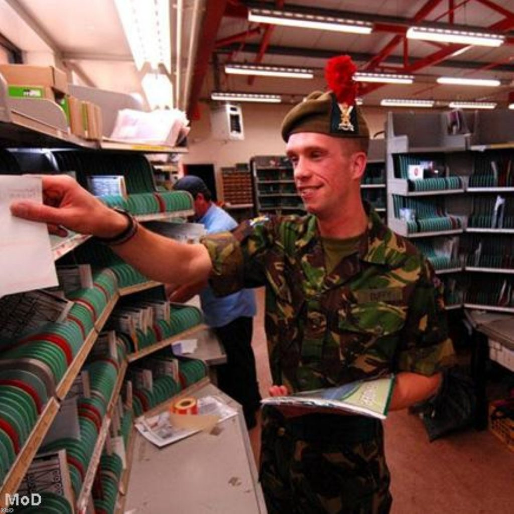 Territorial Army training cuts abandoned