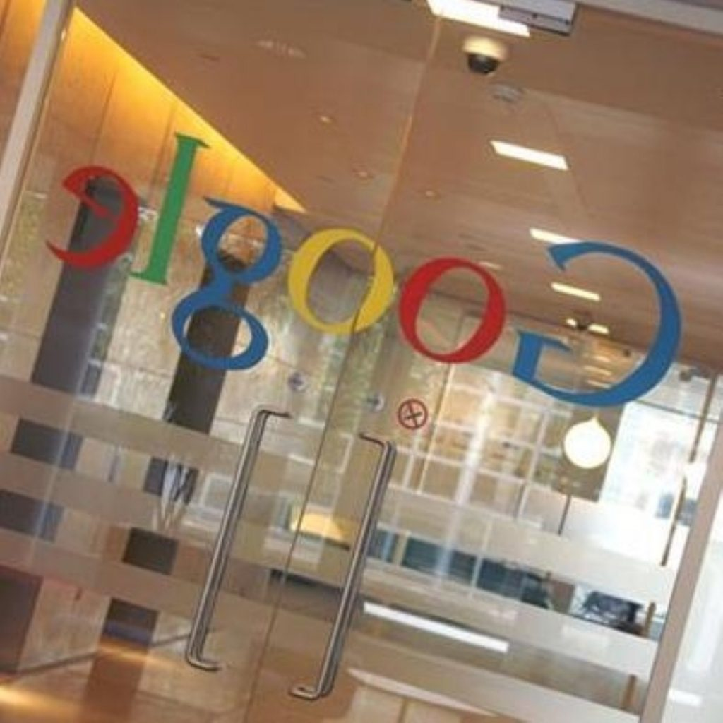 Google tracking system attacked by MPs