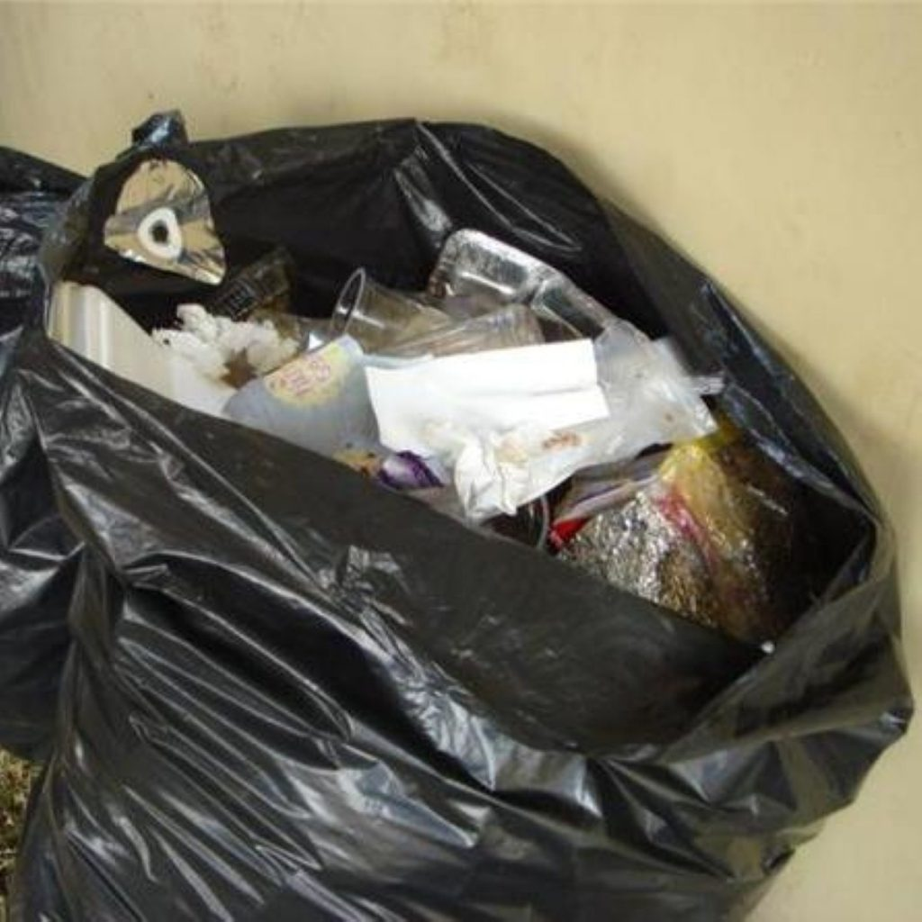Weekly bin collections are to return in April