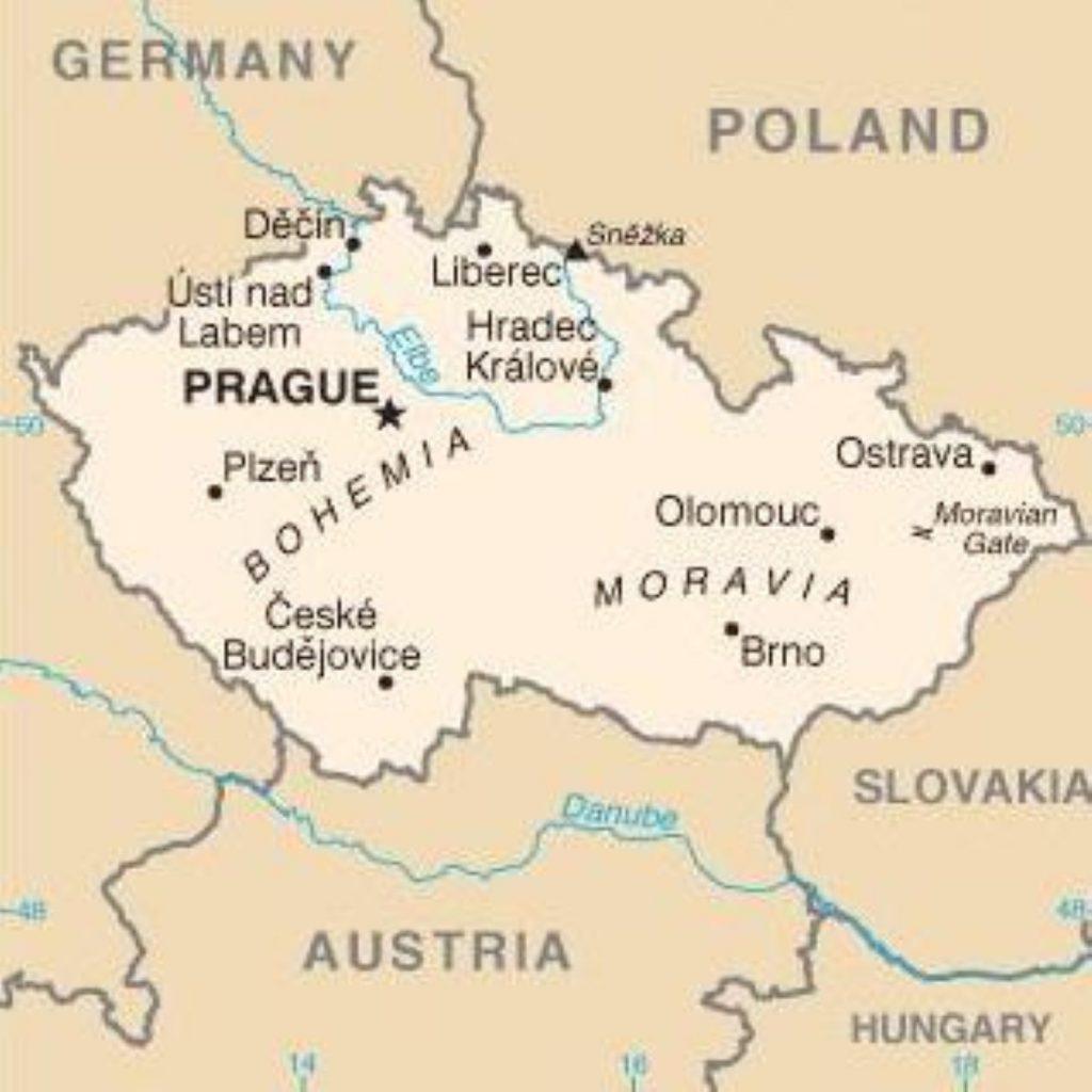 Czech Republic is only EU state not to ratify Lisbon treaty