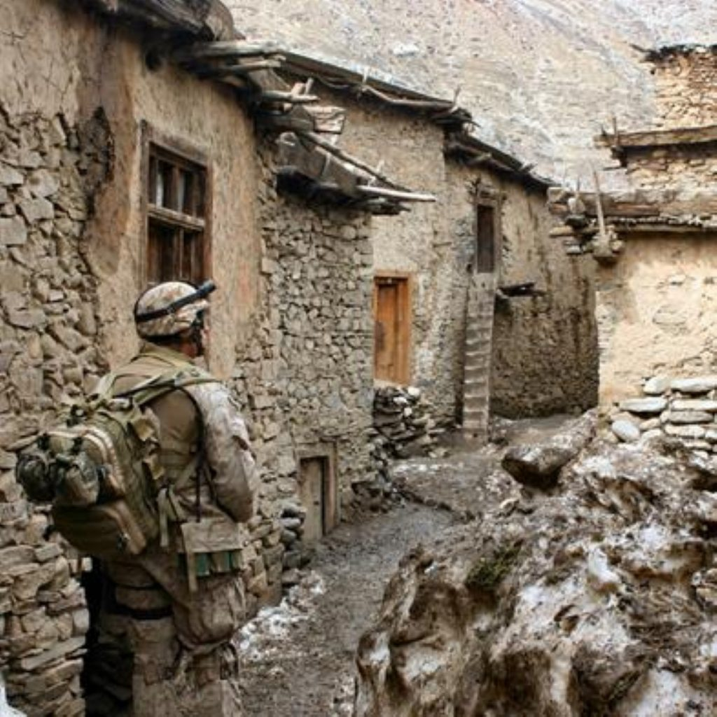 Surveying the wreckage: Afghanistan conflict is coming to a slow end