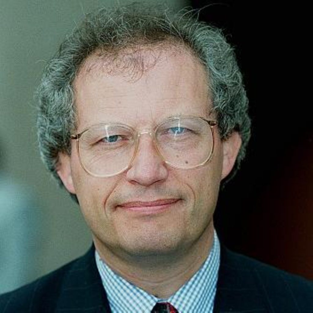 Henry McLeish not stepping up for Labour