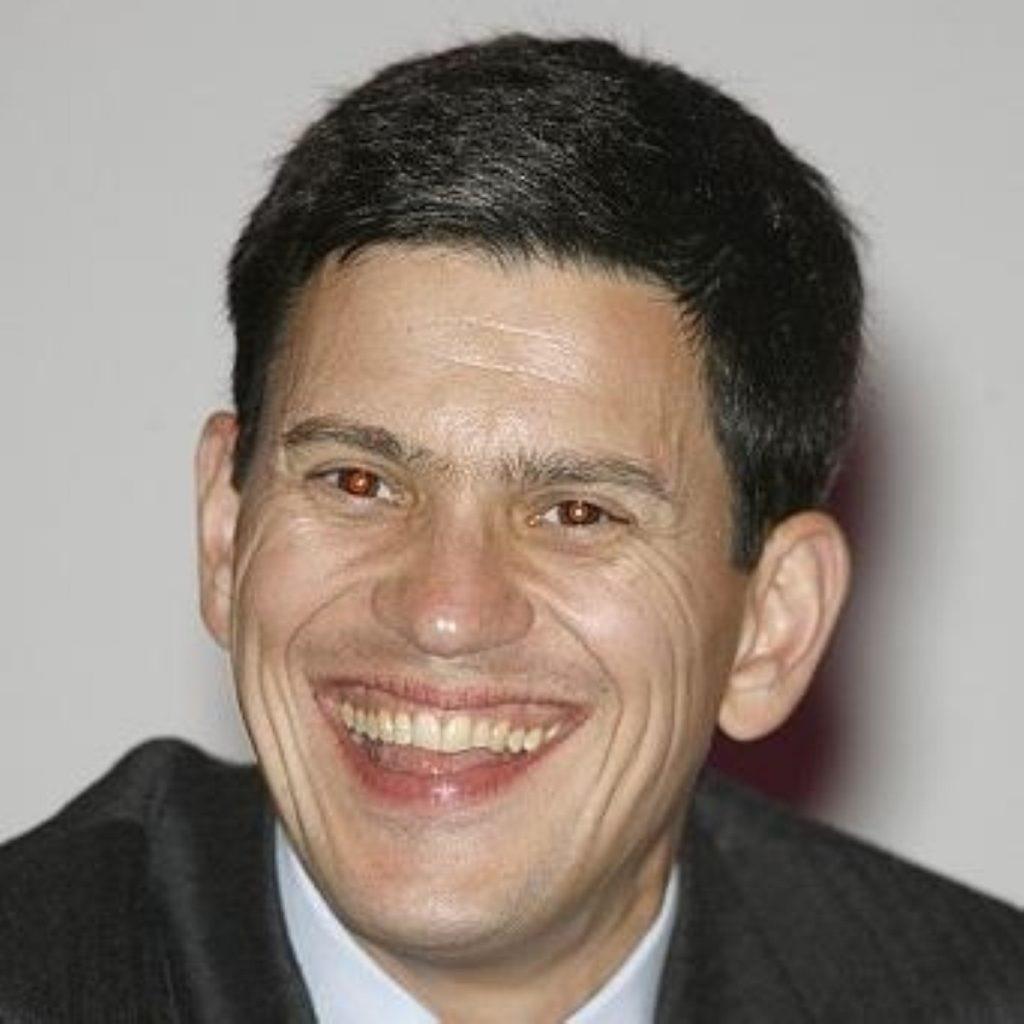 David Miliband denies interest in high representative role, again