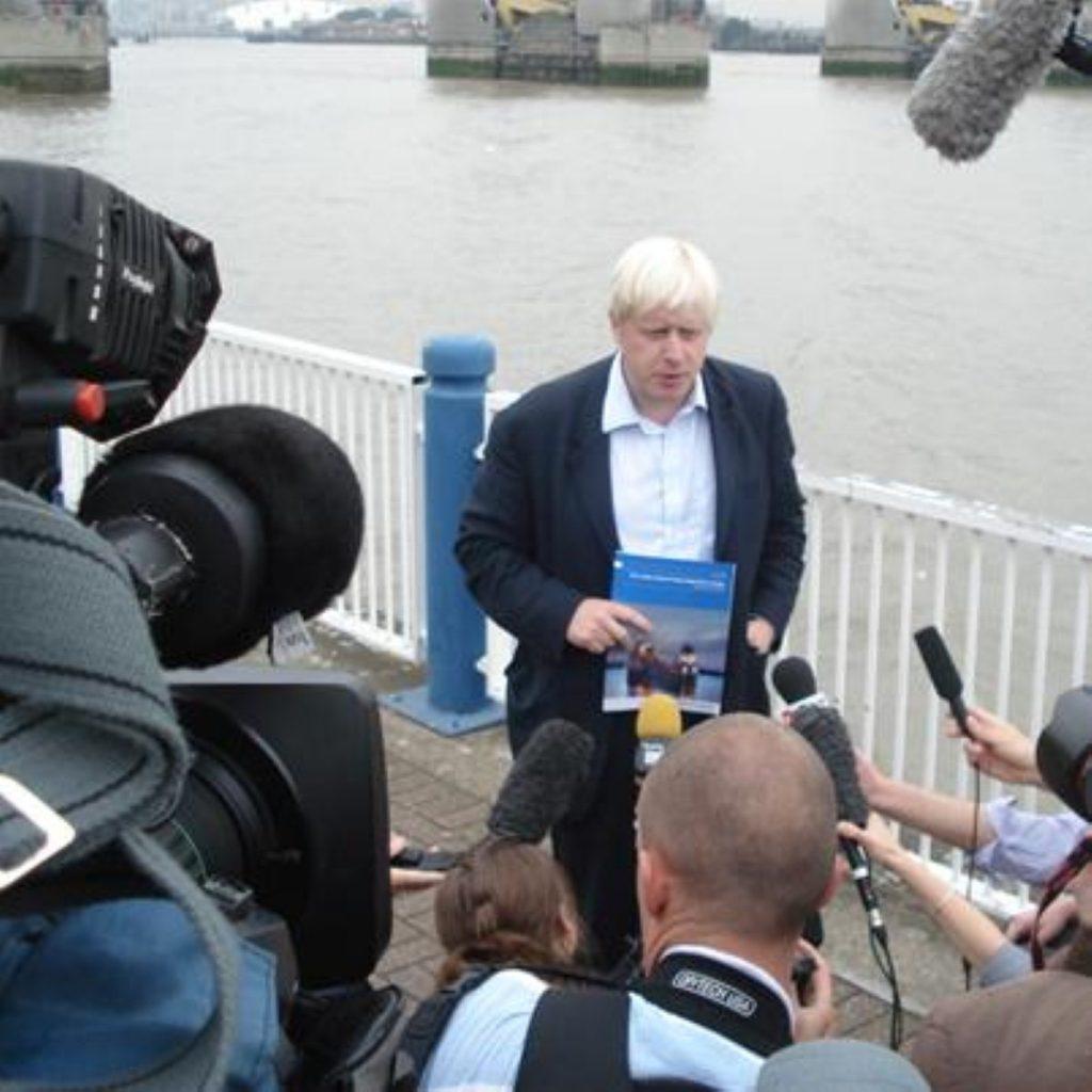 Boris Johnson wants borstal for child rioters
