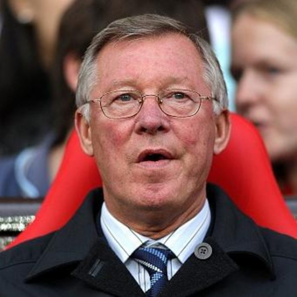Spoiling for a fight: Alex Ferguson is expected to play a prominent role in the independence debate