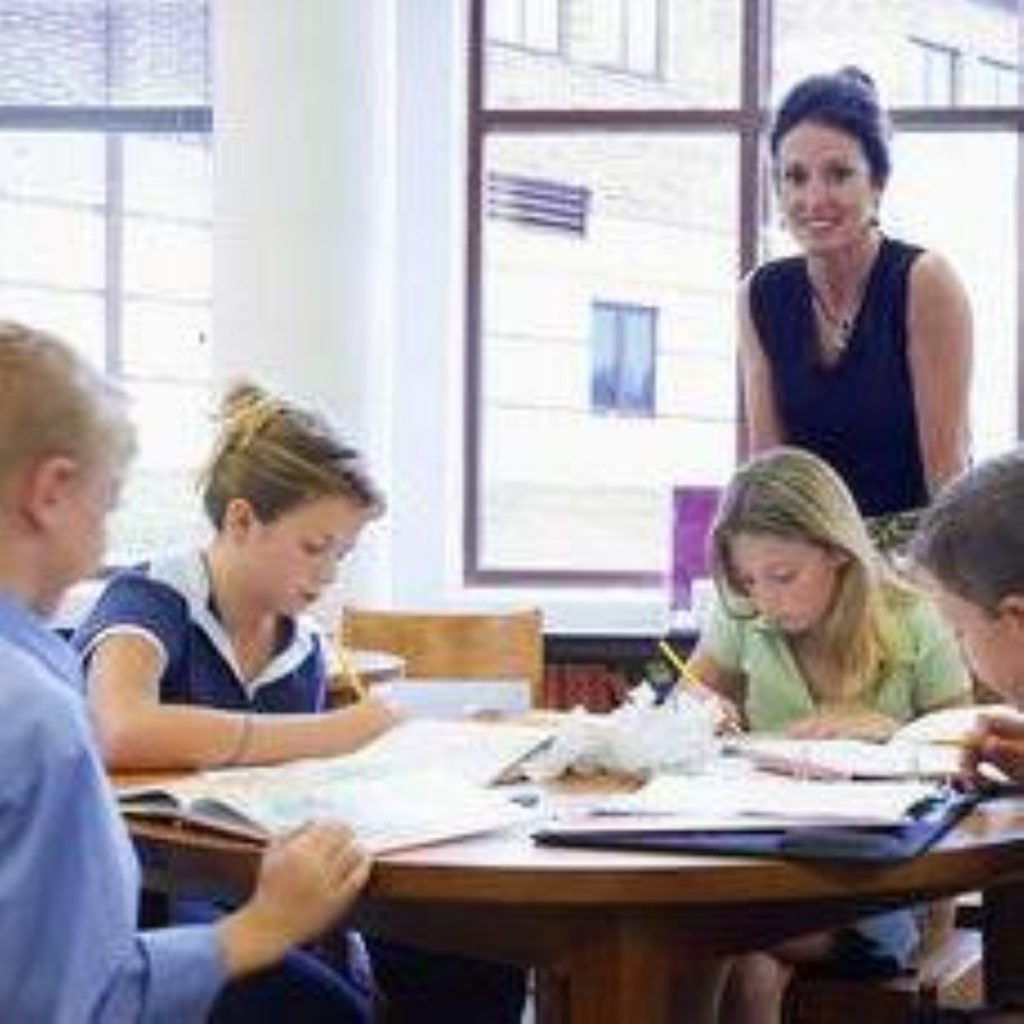 'Get the government out of the curriculum'
