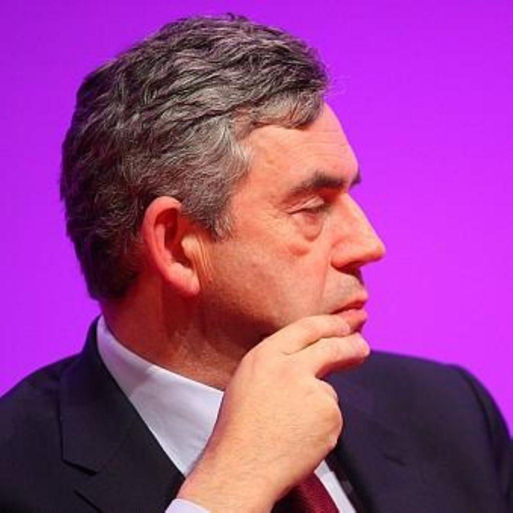 Gordon Brown's fairness agenda doesn't look that fair
