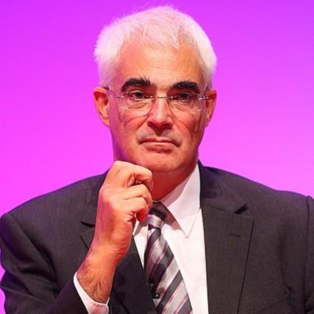 Darling: More bailout will be needed in the future