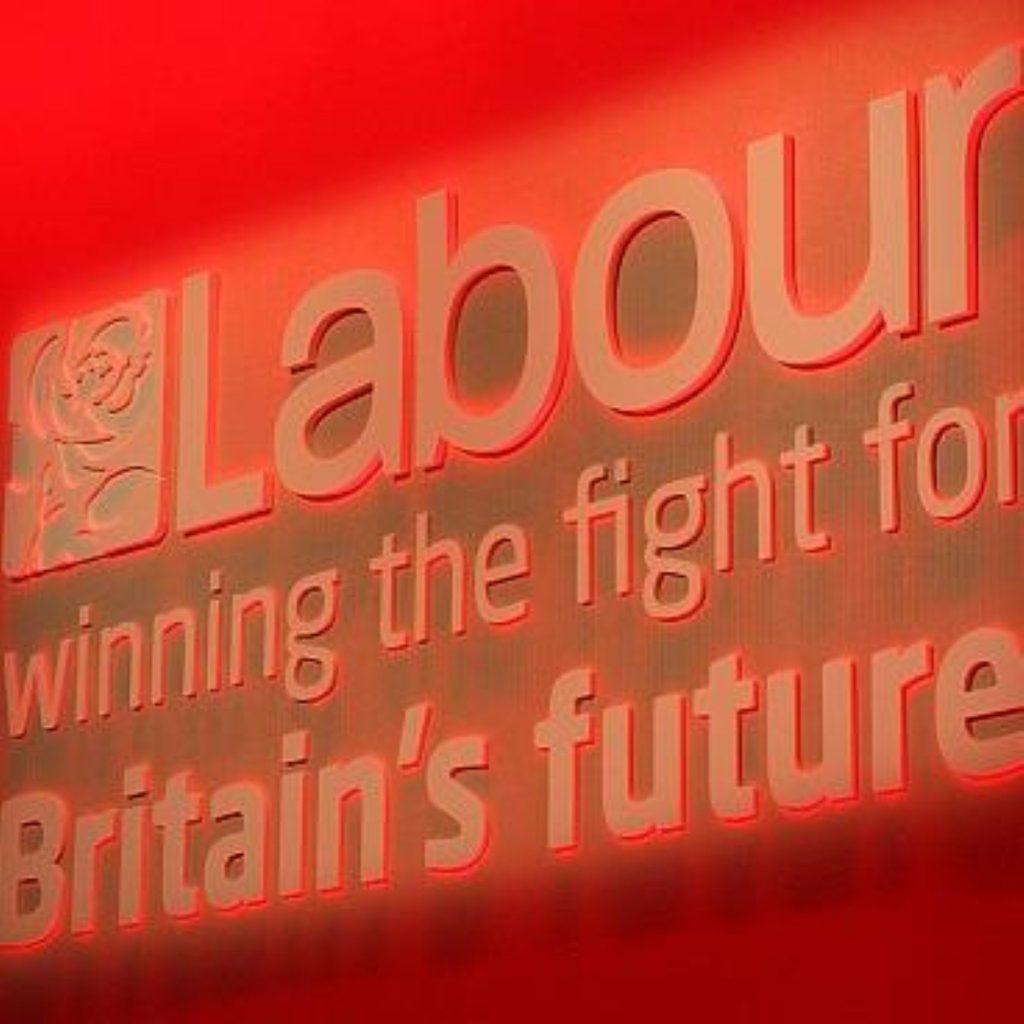 Labour unite behind Gordon Brown, almost