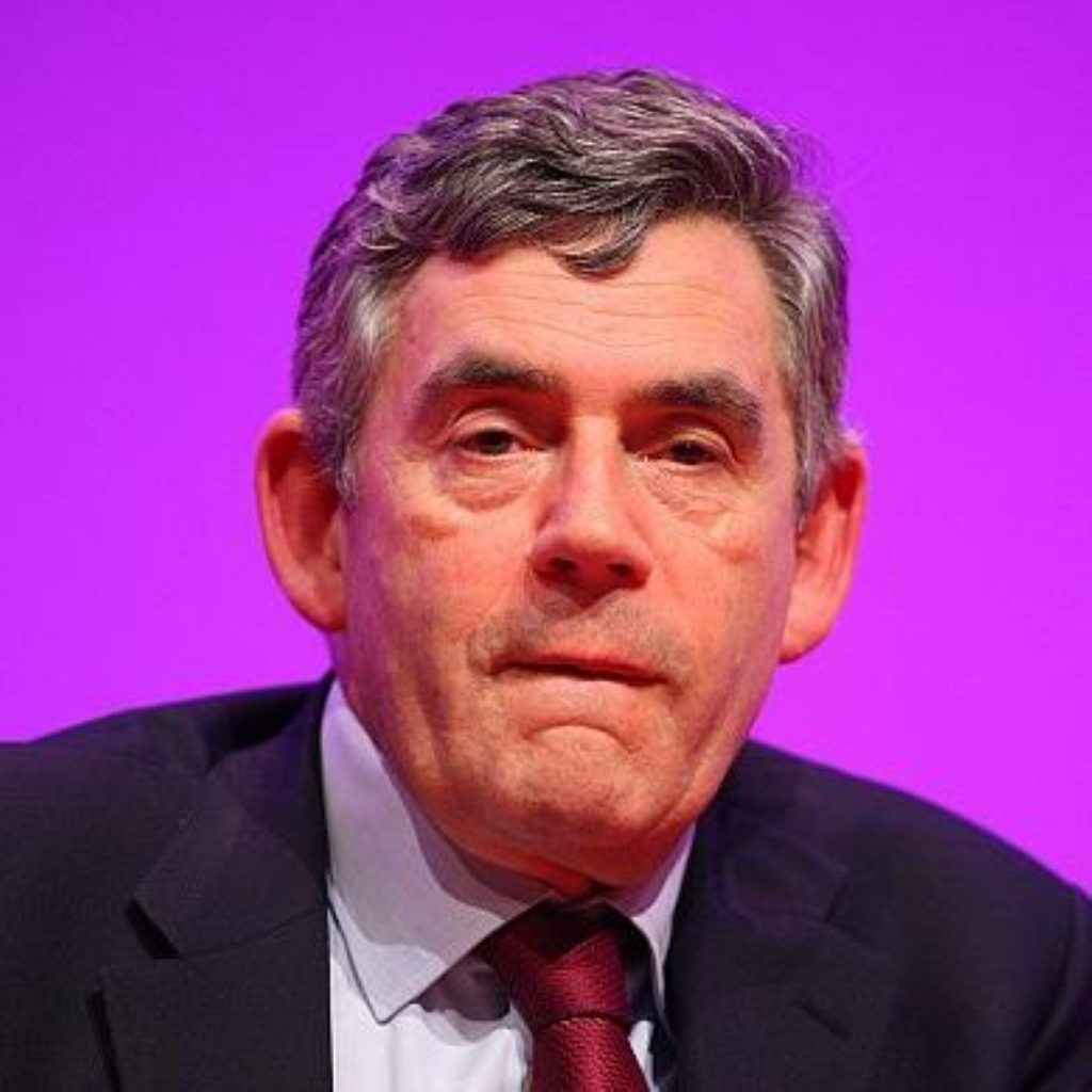 Gordon Brown was 'obsessed' with winning over Murdoch, new book claims