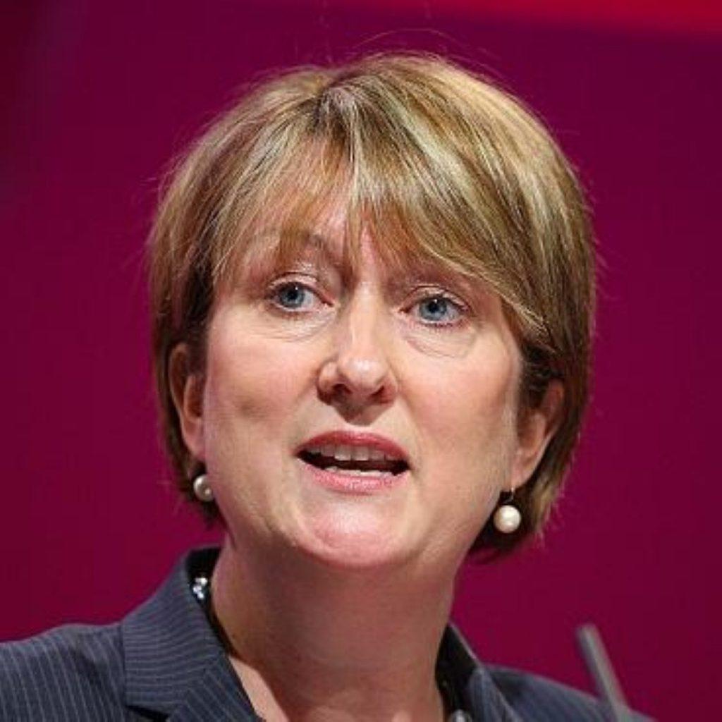 Jacqui Smith, home secretary