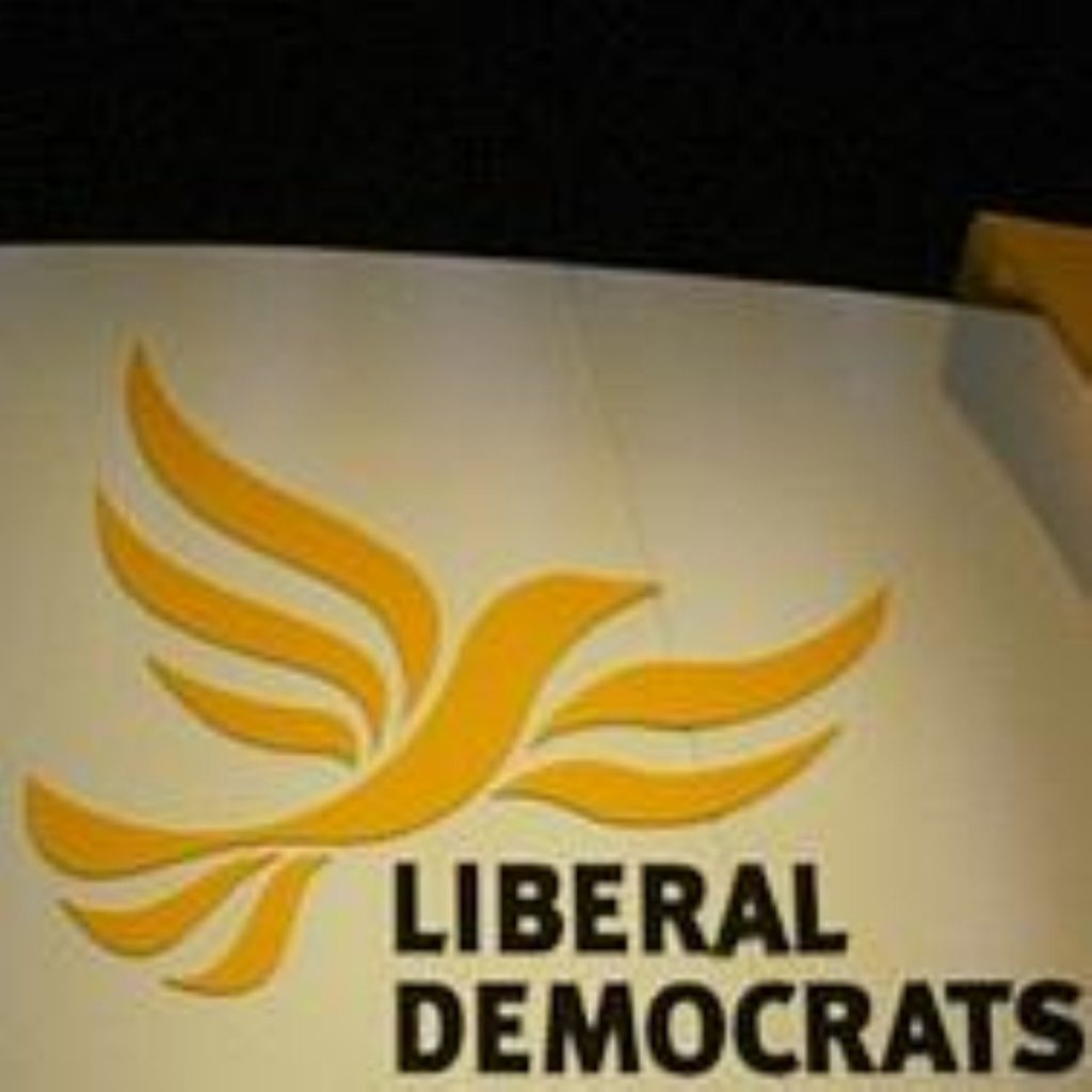 The Lib dem conference begins tomorrow in Bournemouth