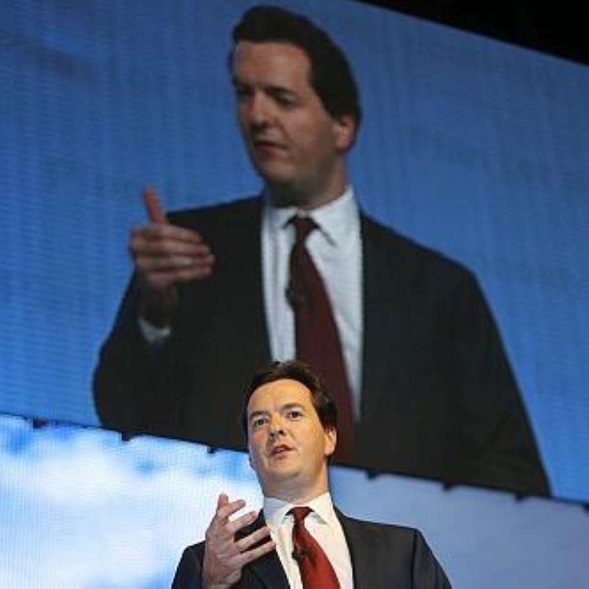 Osborne rejects 'anti-business' mood