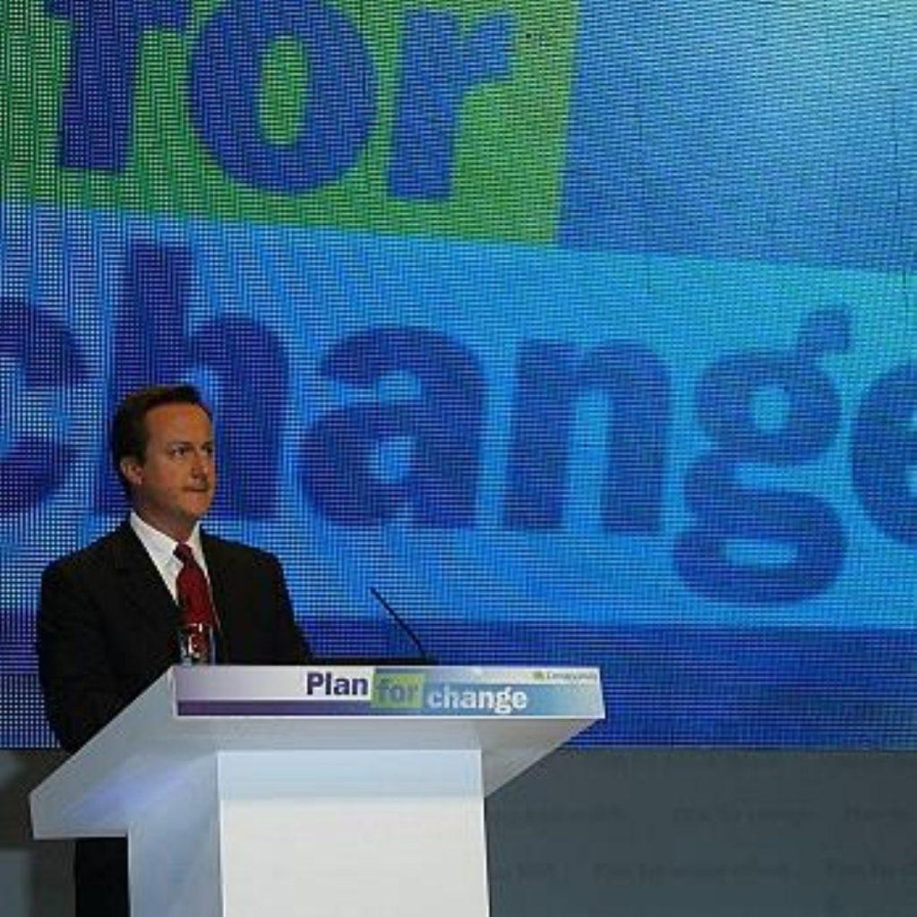 David Cameron's full speech