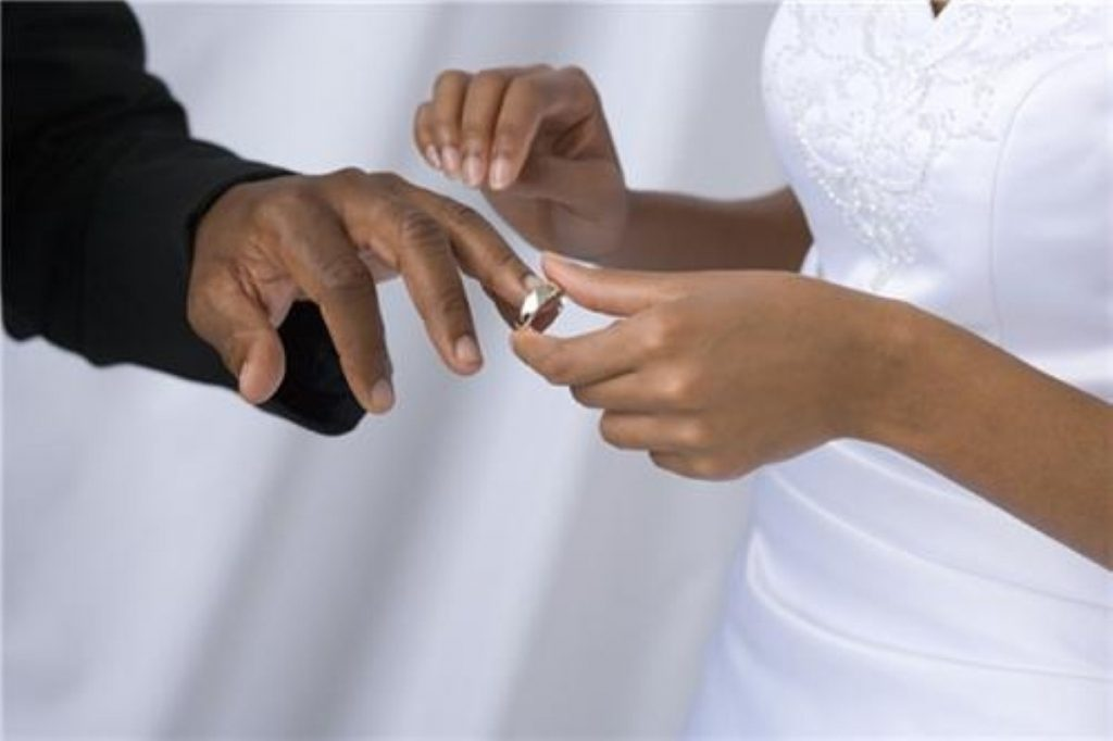 Marriage: Critics are concerned gay marriage will be forced into classrooms.