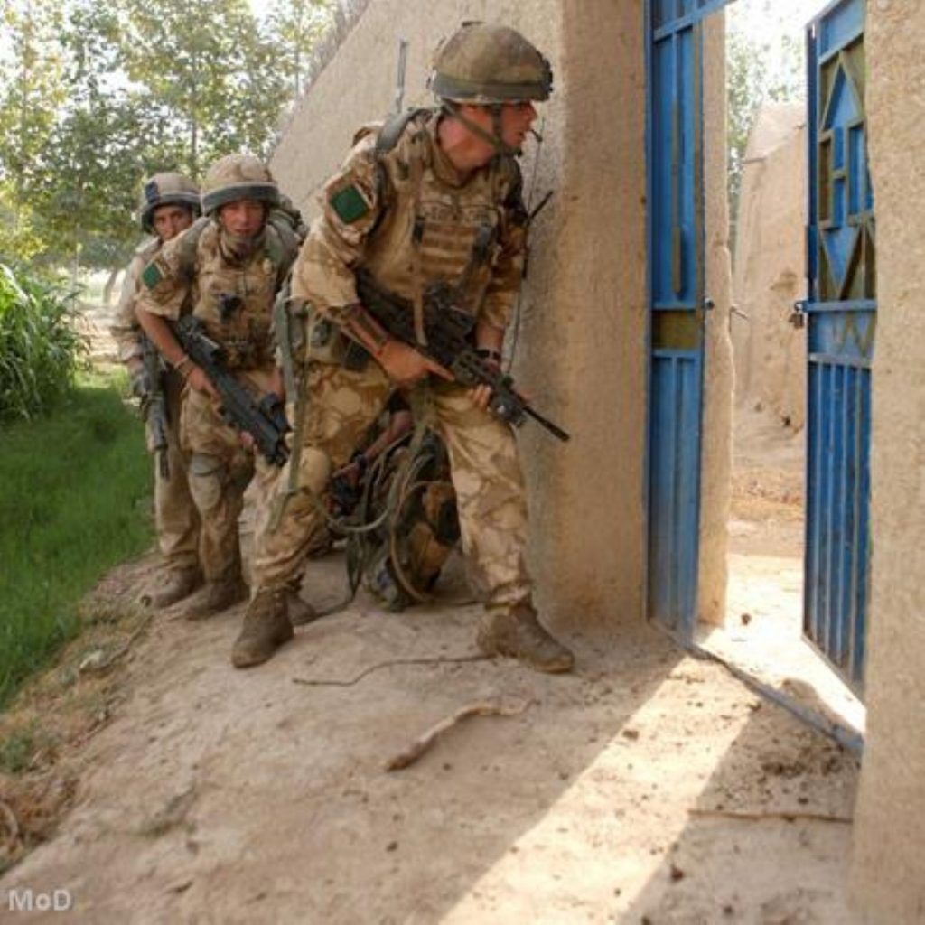 After Afghan wind-up British forces will no longer have capability for long campaigns
