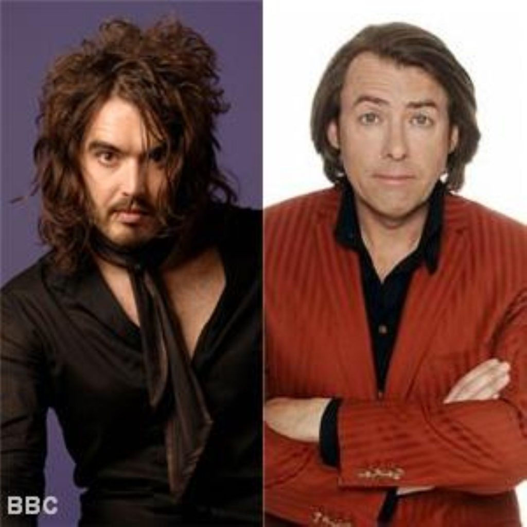 Brand and Ross were immensly successful within the BBC